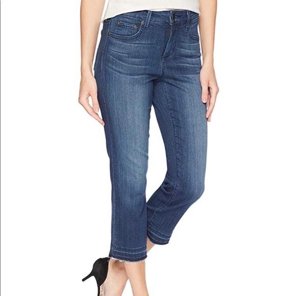 NYDJ Denim - NYDJ Women's Capri jeans with Released Hem